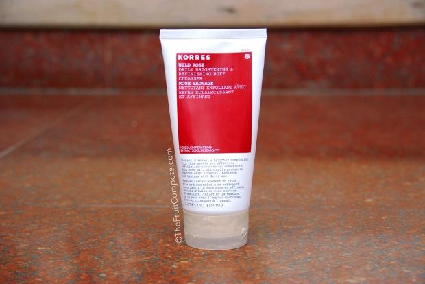 korres-wild-rose-daily-brightening-refining-buff-cleanser-1