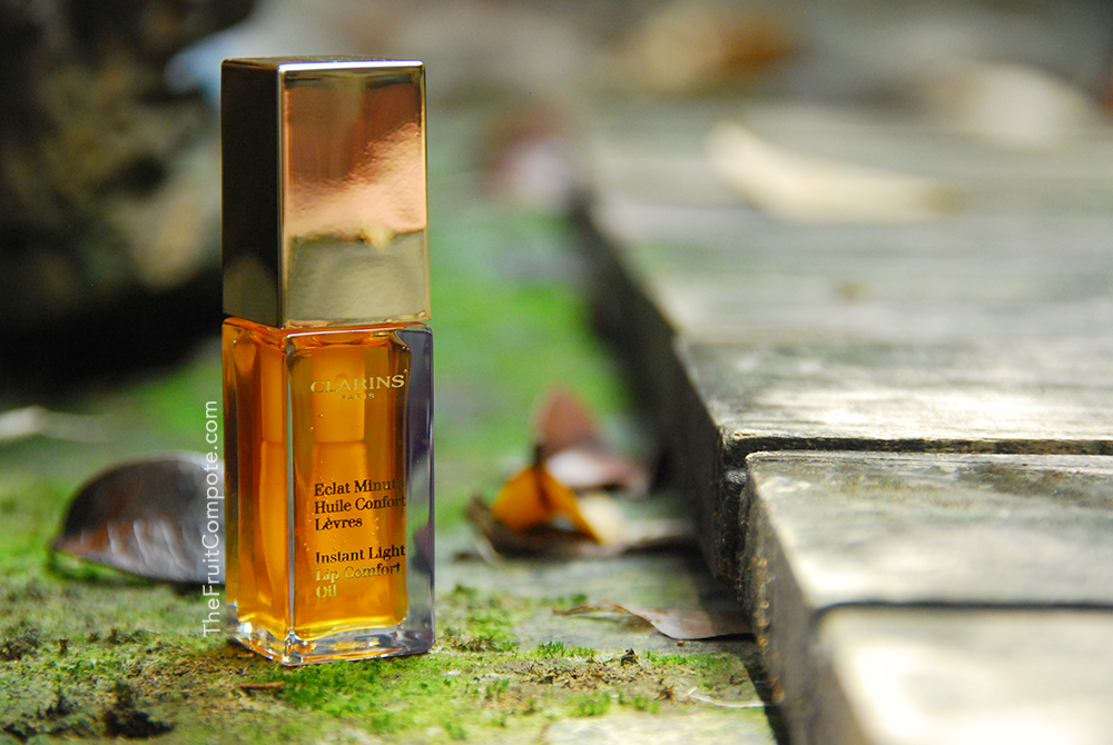 Clarins Lip Comfort Oil Why The Fruit Compote